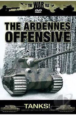 Tanks! The Ardennes Offensive DVD Cover Art