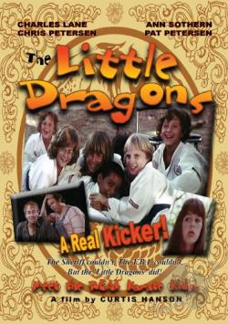 Little Dragons DVD Cover Art