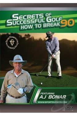 Secrets of Successful Golf: How to Break 90 DVD Cover Art