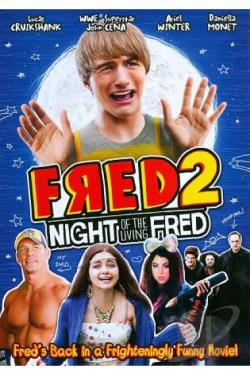 Fred 2: Night of the Living Fred DVD Cover Art