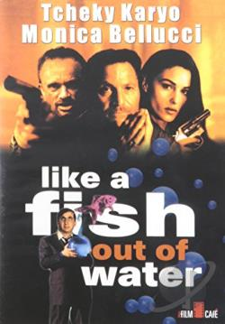 Like a Fish Out of Water DVD Cover Art