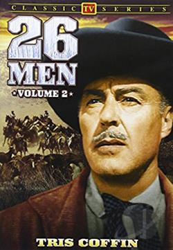 26 Men - Volume 2 Classic Television DVD Cover Art
