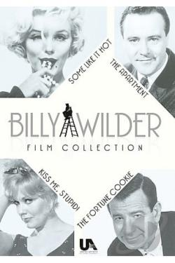 Billy Wilder Film Collection DVD Cover Art