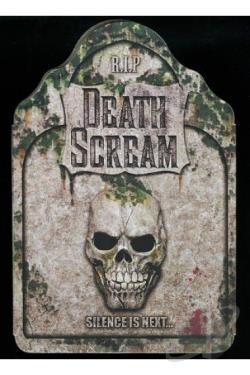 Death Scream DVD Cover Art