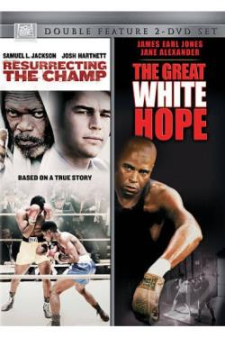 Resurrecting the Champ/The Great White Hope DVD Cover Art