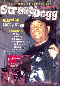 Adventures of Street Dogg - Volume 1 DVD Cover Art