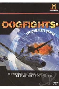 Dogfights - The Complete Series DVD Cover Art
