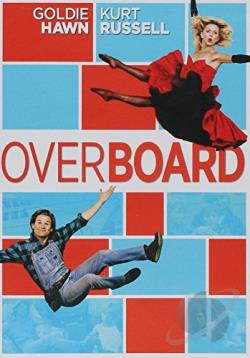 Overboard DVD Cover Art