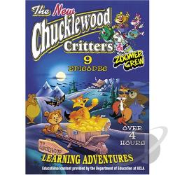 New Chucklewood Critters - Vol. 2 DVD Cover Art
