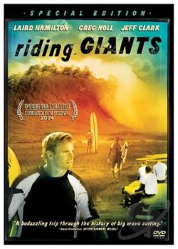 Riding Giants DVD Cover Art
