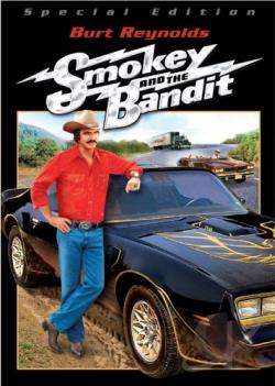 Smokey and the Bandit DVD Cover Art