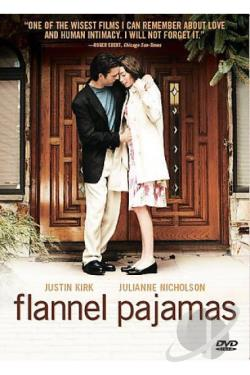 Flannel Pajamas DVD Cover Art