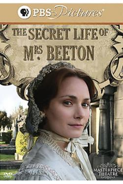 Masterpiece Theatre: The Secret Life of Mrs. Beeton DVD Cover Art