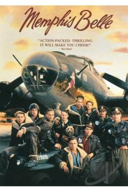 Memphis Belle DVD Cover Art