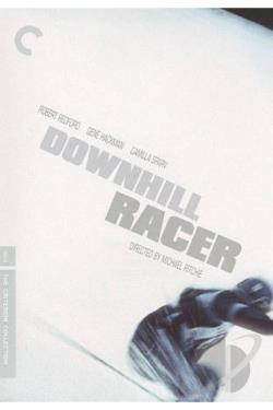 Downhill Racer DVD Cover Art