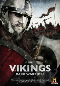 Vikings: Dark Warriors DVD Cover Art