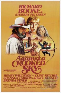 Against a Crooked Sky DVD Cover Art