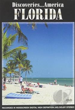 Discoveries....America - Florida DVD Cover Art