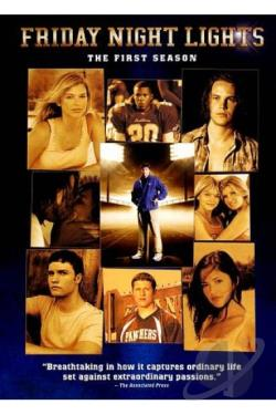 Friday Night Lights - The First Season DVD Cover Art