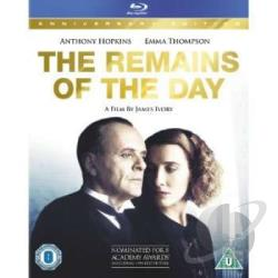 Remains of the Day BRAY Cover Art