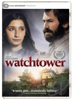 Watchtower DVD Cover Art