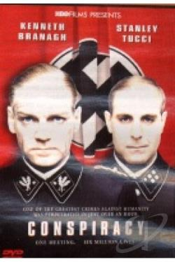 Conspiracy DVD Cover Art