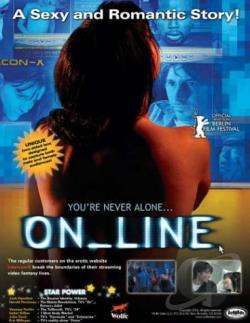 On_Line DVD Cover Art