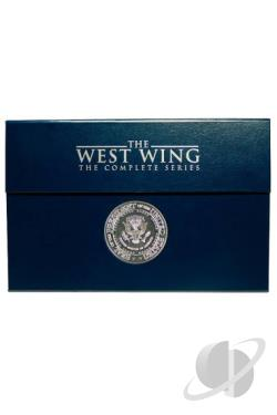 West Wing - The Complete Series Collection DVD Cover Art