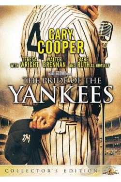 Pride of the Yankees DVD Cover Art