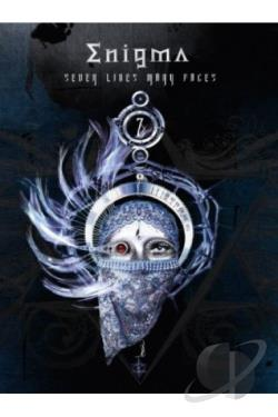 Enigma - Seven Lives Many Faces DVD Cover Art