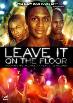 Leave It on the Floor DVD Cover Art
