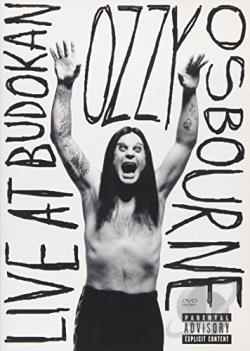 Ozzy Osbourne - Live at Budokan DVD Cover Art