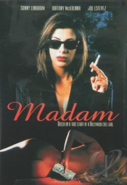 Madam DVD Cover Art