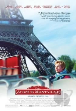 Avenue Montaigne DVD Cover Art