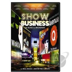 Show Business: The Road to Broadway DVD Cover Art