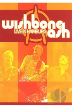 Wishbone Ash - Live in Hamburg DVD Cover Art