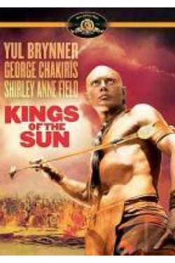 Kings of the Sun DVD Cover Art