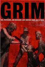 Grim DVD Cover Art