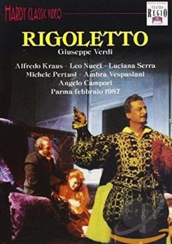 Rigoletto DVD Cover Art
