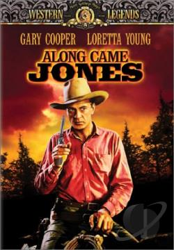 Along Came Jones DVD Cover Art