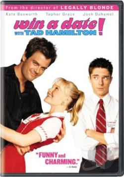 Win a Date with Tad Hamilton! DVD Cover Art