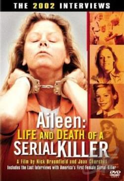 Aileen: The Life And Death Of A Serial Killer DVD Cover Art