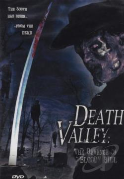 Death Valley:Revenge of Bloody Bill DVD Cover Art