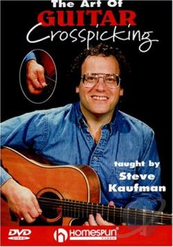 Art of Guitar Picking DVD Cover Art