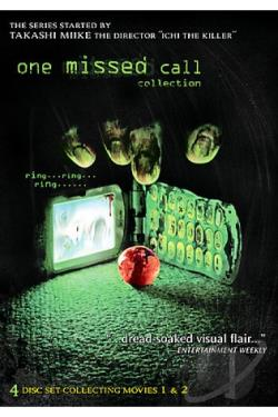 One Missed Call Pack DVD Cover Art