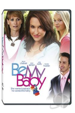 Be My Baby DVD Cover Art
