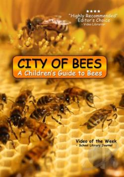 City of Bees DVD Cover Art