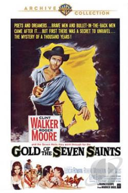 Gold of the Seven Saints DVD Cover Art