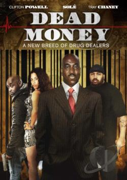 Dead Money DVD Cover Art