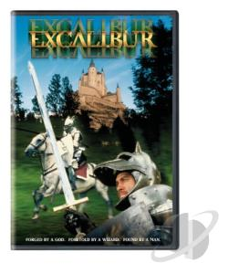 Excalibur DVD Cover Art